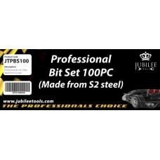 Professional Bit Set 100pc