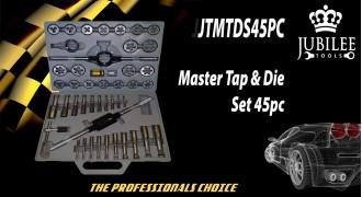 Master tap and Die Set