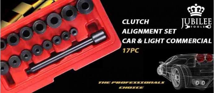 Clutch alignment set
