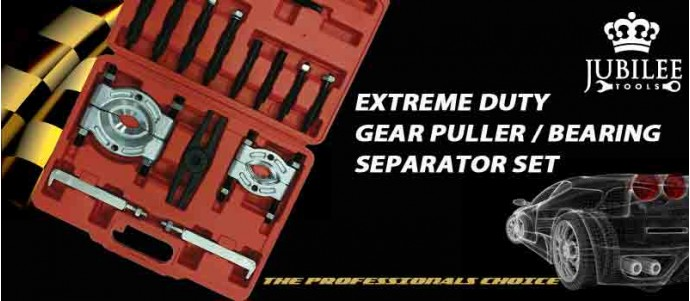 EXTREME DUTY GEAR PULLER / BEARING SEPARATOR SET
