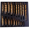 Imperial HSS DRILL BIT SET 230pc