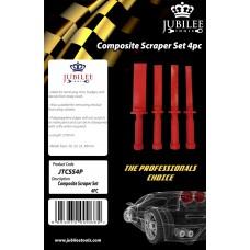 COMPOSITE SCRAPER SET 4PC