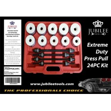 EXTREME DUTY PRESS PULL SLEEVE KIT 24pc