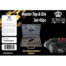 MASTER TAP & DIE SET 45PC