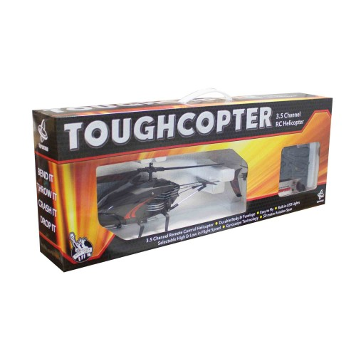 TOUGH COPTER LARGE 3 5 CHANNEL RC HELICOPTER