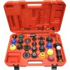RADIATOR PRESSURE TEST MASTER KIT 25PC
