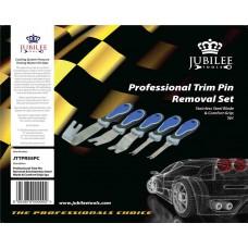 PROFESSIONAL TRIM PIN REMOVAL SET 5PC
