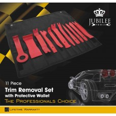 11PC Trim Removal Set with Protection Wallet