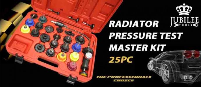 Pressure Test Kit Delux