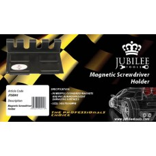 Magnetic Screwdriver Holder - Black