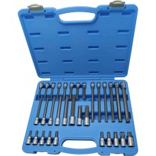 "32pc 3/8"" DR. Torx Bit Socket Set"