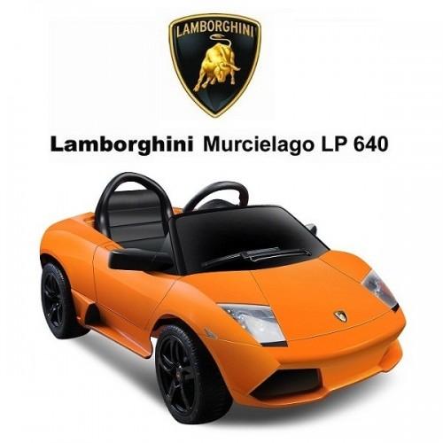 New Lamborghini Murcielago Promotion Shop For Promotional: Ride-on + Remote Control Lamborghini Murcielago Lp640