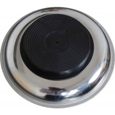 Single Magnetic Tray  152 X 152 X 42 Stainless Steel